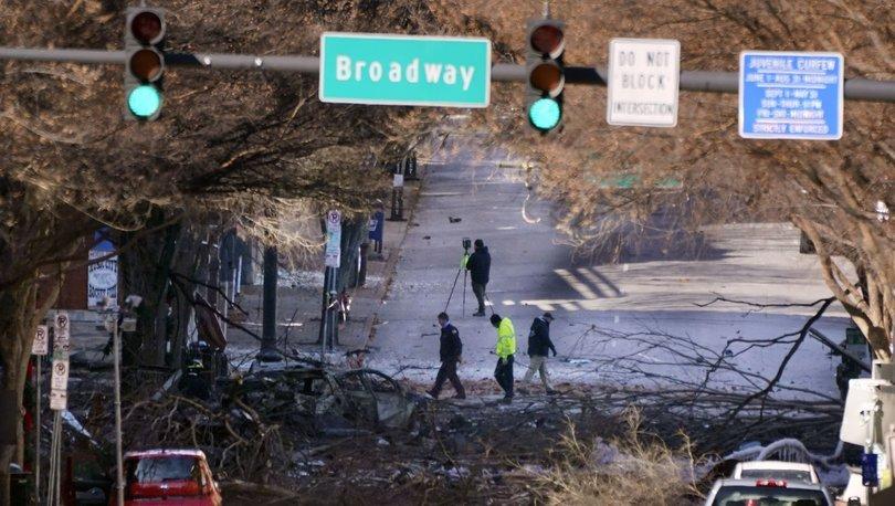 SON DAKİKA: ABD'nin Nashville kentindeki patlamanın yeni görüntüleri ortaya çıktı - Haberler