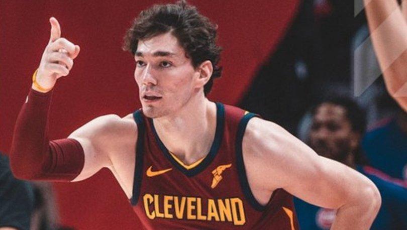Cedi Osman'ın 22 sayısı, Cavaliers'a galibiyeti getirdi