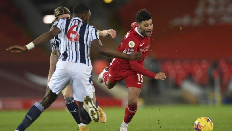 Liverpool: 1 - West Brom: 1 MAÇ SONUCU