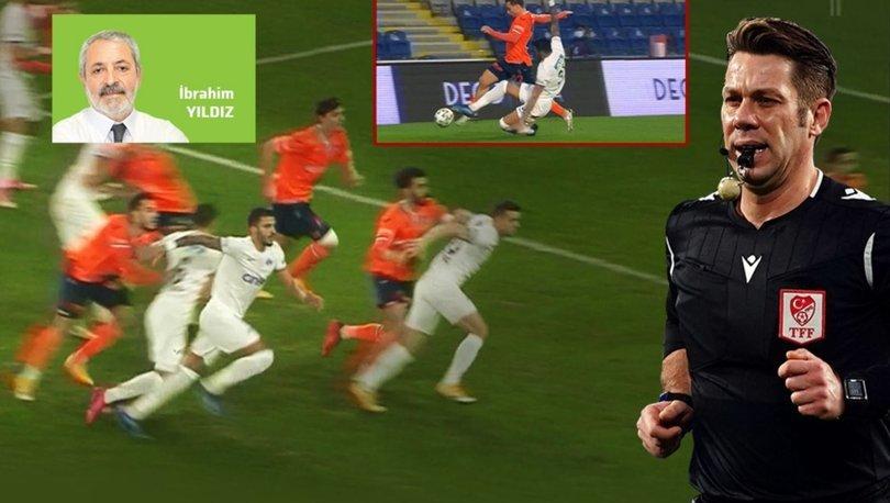 SON DAKİKA: İbrahim Yıldız Başakşehir Kasımpaşa maçını yorumladı