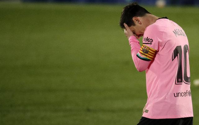 Messi açıkladı: Barcelona'dan ayrılacak mı? - Spor HABERLERİ