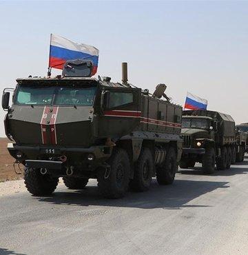 Rus ordusu, Suriye