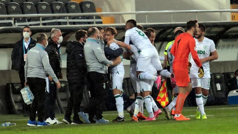 Giresunspor, son 5 maçını gol yemeden kazandı