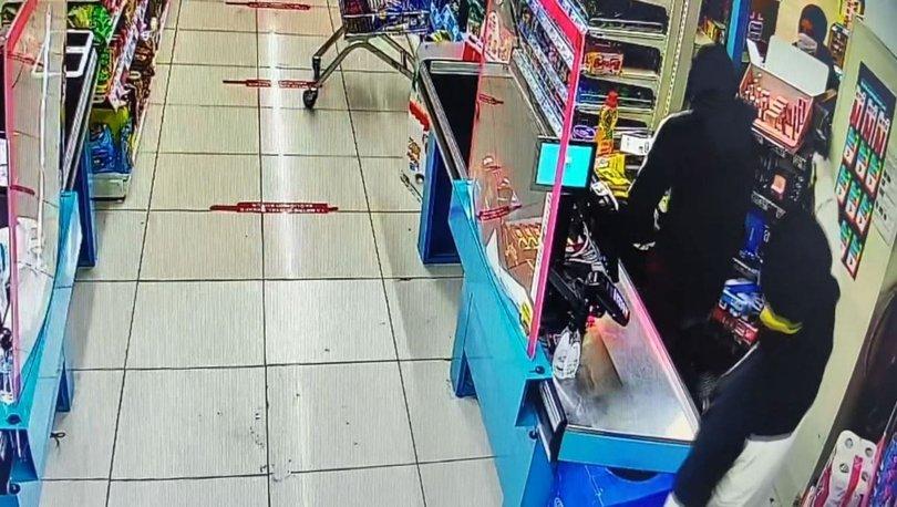 Son dakika haberi: Esenyurt'ta markette silahlı soygun! - Haberler