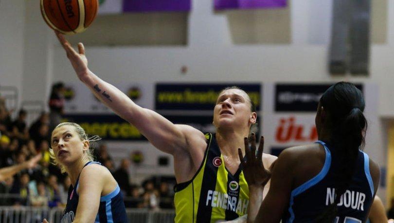 Alina Iagupova, yeniden Fenerbahçe'de