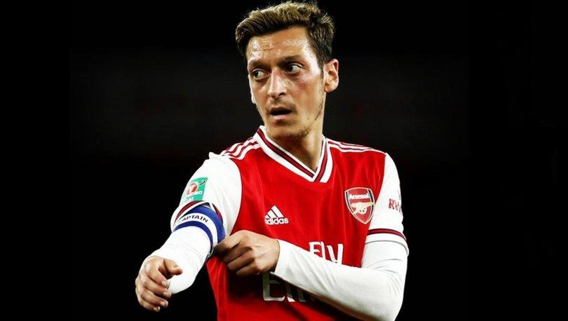 SON DAKİKA: Mesut Özil için dev transfer iddiası - SPOR haberleri