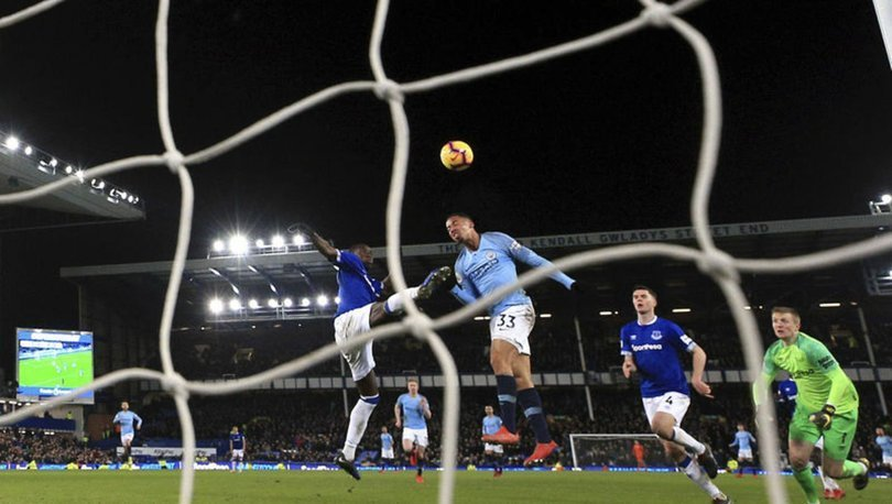 Premier Lig'deki Everton-Manchester City maçına Kovid-19 engeli