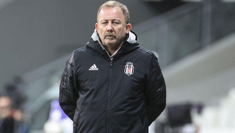 Beşiktaş Teknik Direktörü Sergen Yalçın: Yılı galibiyetle kapatmak güzeldi