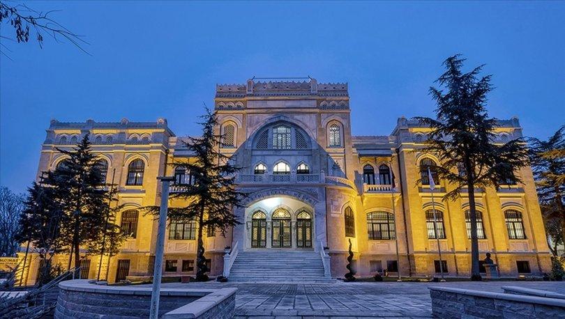 Ankara Resim ve Heykel Müzesi ziyaretçilerine açıkldı