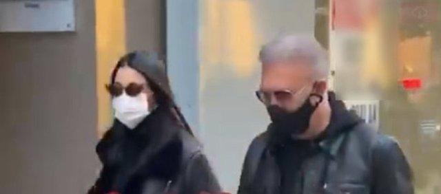 Tamer Karadağlı sevgilisi Iraz Yıldız ile görüntülendi - Magazin haberleri