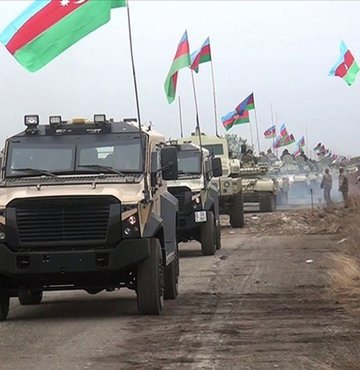 Azerbaycan Savunma Bakanlığı, 27 Eylül