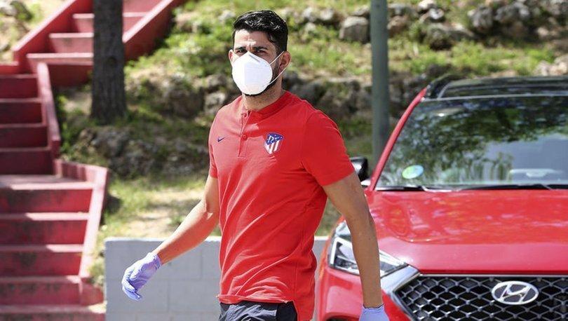 Atletico Madrid, İspanyol golcü Diego Costa ile yollarını ayırdı