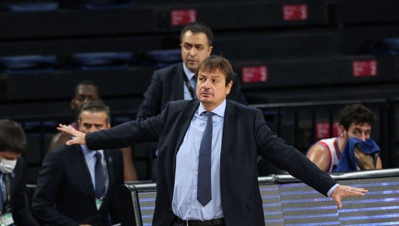 Ergin Ataman: Son basketlerde kaybettik
