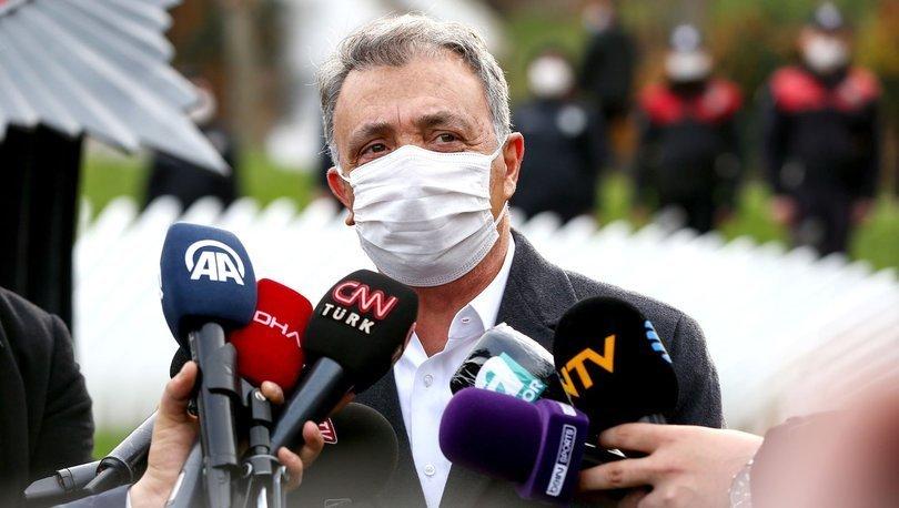Son dakika: Ahmet Nur Çebi koronavirüse yakalandı!