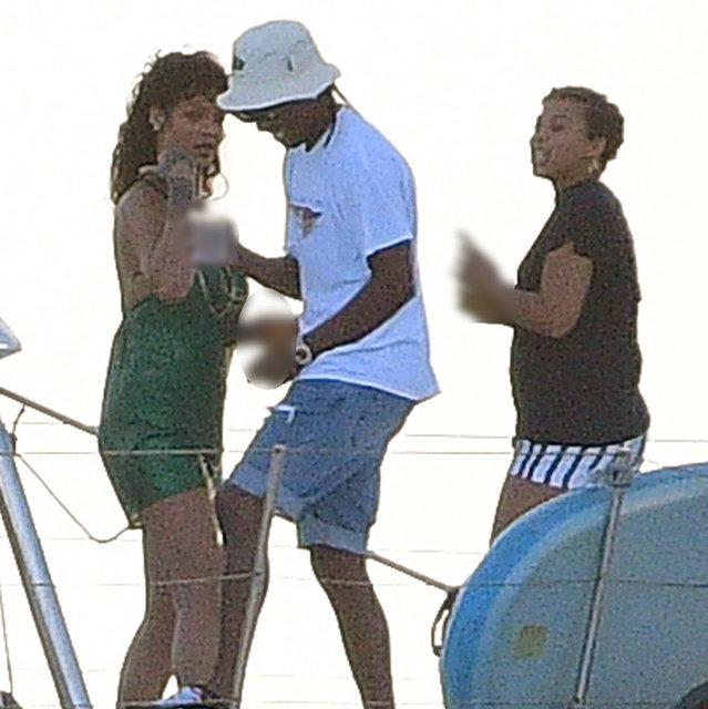 SON DAKİKA: Rihanna sevgilisi ASAP Rocky ile yat turunda - Magazin haberleri