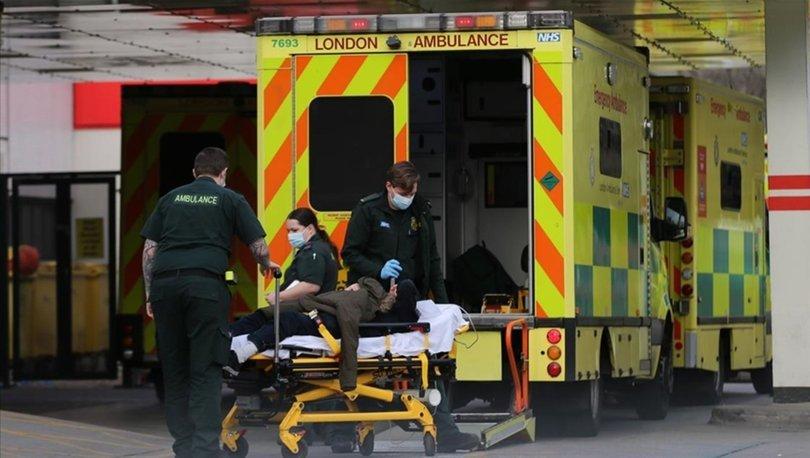 İngiltere'de nisandan bu yana görülen en yüksek sayıda can kaybı! - Haberler
