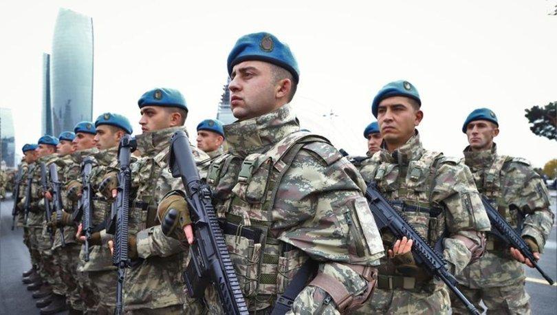 Son dakika: Cumhurbaşkanı Erdoğan Azerbaycan'daki Mehmetçiğe mesaj