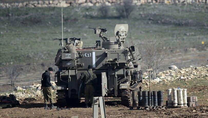 İsrail: 2020'de Suriye'de 50 hedefe saldırı düzenledik