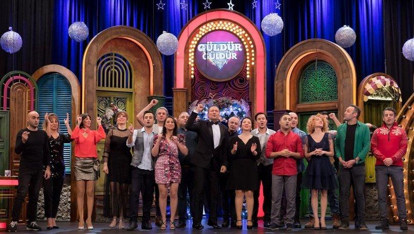 Güldür Güldür Show 31 Aralık konukları kimdir? İşte Güldür Güldür Show yılbaşı konukları!