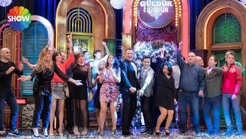 Güldür Güldür Show yeni yıl