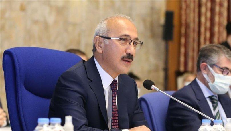 Bakan Elvan: Şeffaf politikalarla süreçten güçlenerek çıkacağız