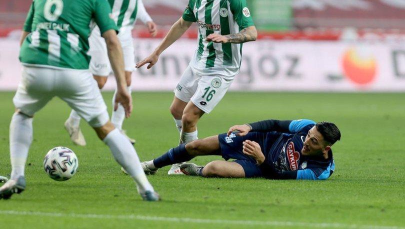 Yasin Pehlivan'a 2 maç ceza