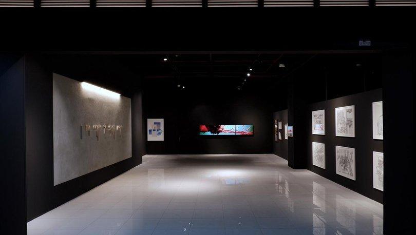 Beş sanatçının sergisi ortak bir mekânda izleyiciyle buluşuyor