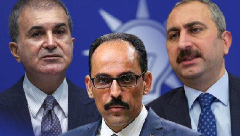 Son dakika haberler: AK Parti'den Fikri Sağlar'a
