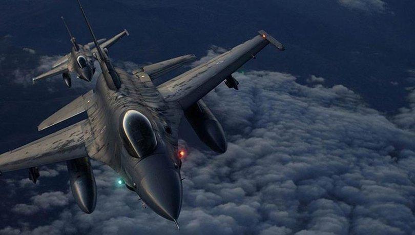 Son dakika.... Irak'ın kuzeyinde terör operasyonu