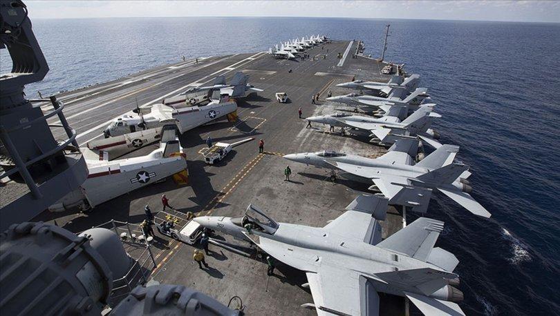 ABD 'USS Nimitz' uçak gemisini Orta Doğu'dan ülkeye geri çağırdı