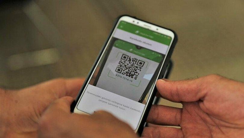 HES kodu nasıl alınır? HES kodu alma! SMS e-devlet ile HES kodu alma ekranı