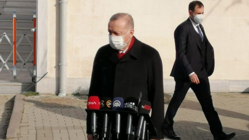 SON DAKİKA: Cumhurbaşkanı Erdoğan'dan FLAŞ sözler