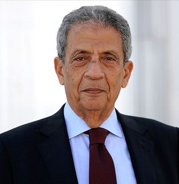 Eski Arap Birliği Genel Sekreteri Amr Musa