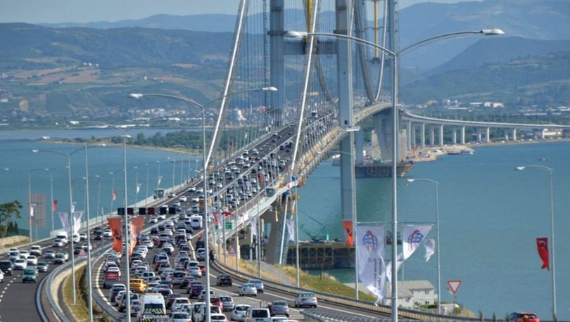 Köprü ve otoyol geçiş ücretlerine yeni yıl zammı! 2021 köprü ve otoyol geçiş ücretleri ne kadar oldu?
