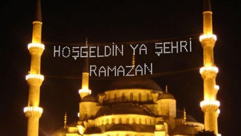 2021 Ramazan Ayi Ne Zaman Basliyor Ramazan Bayrami Ne Zaman 2021 Gundem Haberleri