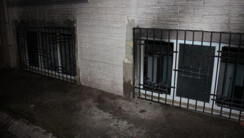 Yaşadığı evi ikinci kez kundaklayan kişi, gözaltına alındı
