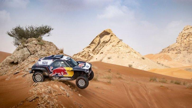 2021 Dakar Rallisi başladı