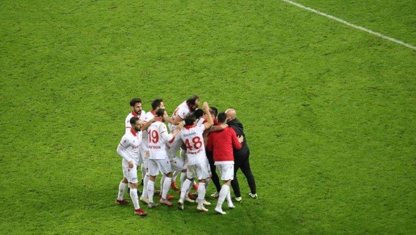 Yılport Samsunspor: 2 - Adanaspor: 1   MAÇ SONUCU