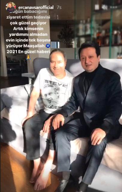 Mehmet Ali Erbil'den son dakika paylaşım: İki yıl sonra ilk tıraşım