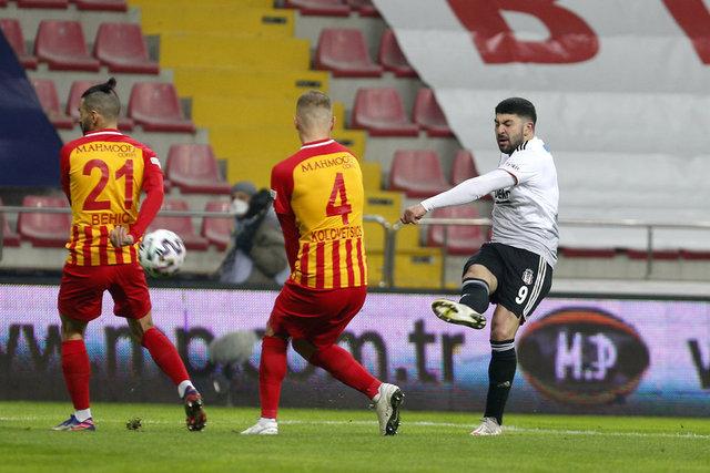 SON DAKİKA: Kayserispor Beşiktaş maçı yazar yorumları
