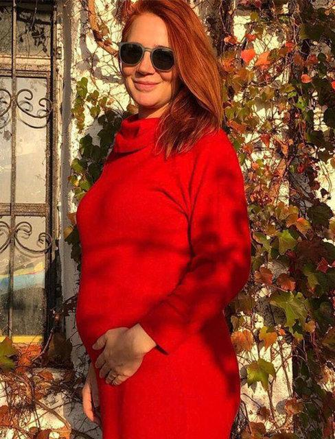 Aylin Aslım anne oluyor - Magazin haberleri