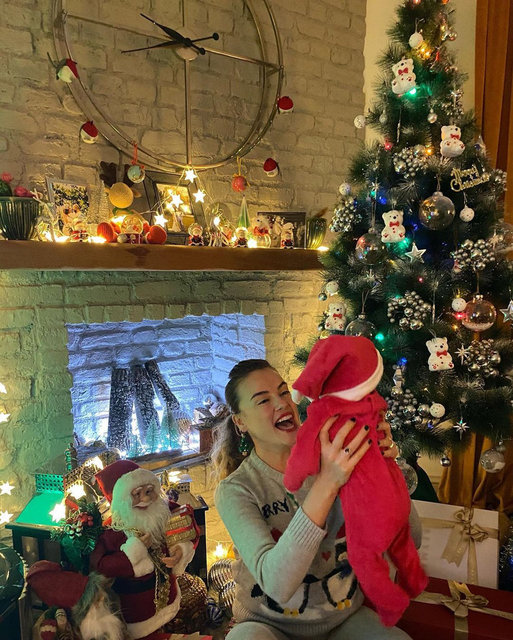 Seda Güven'den bebeğiyle ilk paylaşım - Magazin haberleri