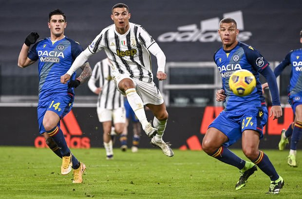 Ronaldo'nun rekor gecesi!