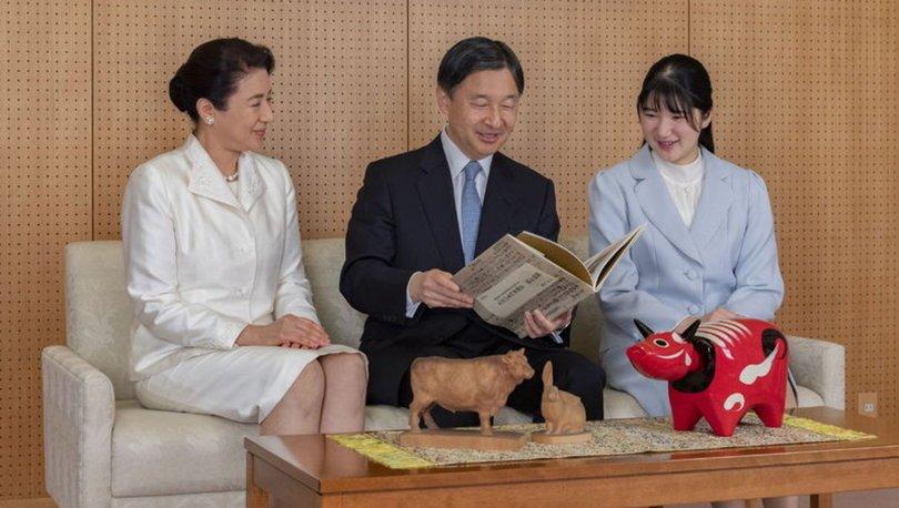 Japon İmparatoru'nun sarayında davetsiz misafir! - HABERLER