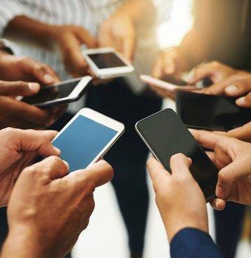 Mobil İletişim Araçları ve Bilgi Teknolojileri İş Adamları Derneği (MOBİSAD) Başkanı Mustafa Kemal Turnacı, 2020