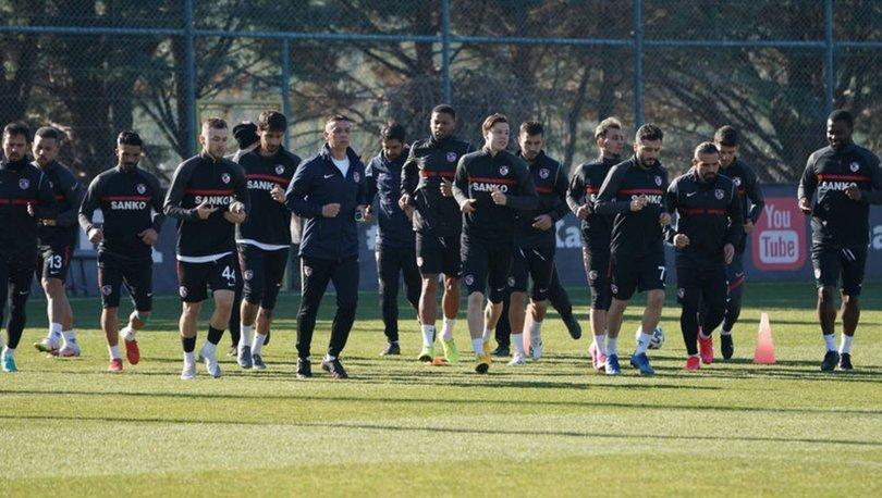 Gaziantep FK, yeni bir galibiyet serisi yakalamak istiyor