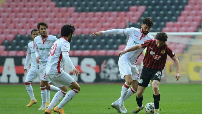 Eskişehirspor: 0 - Beypiliç Boluspor: 2