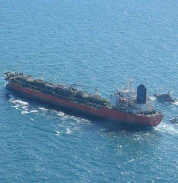 Güney Kore, İran tarafından el konulan petrol tankerinin bırakılması çağrısında bulundu.