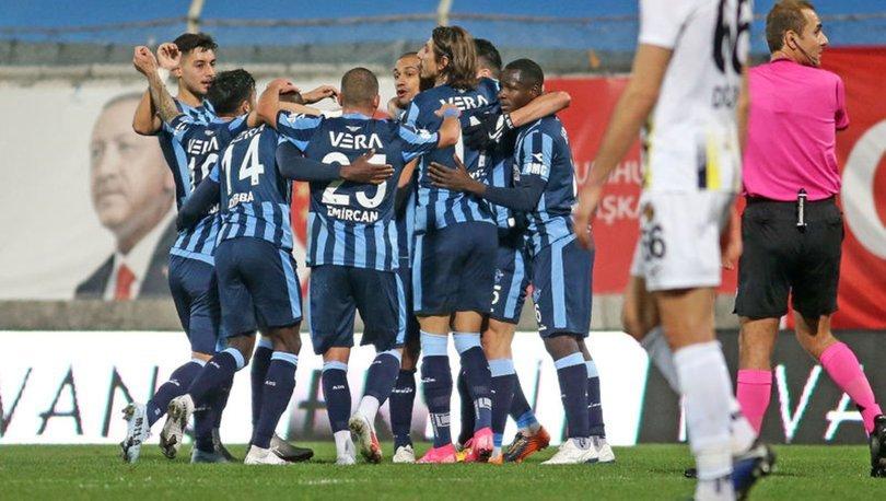 Adana Demirspor: 3 - Menemenspor: 0