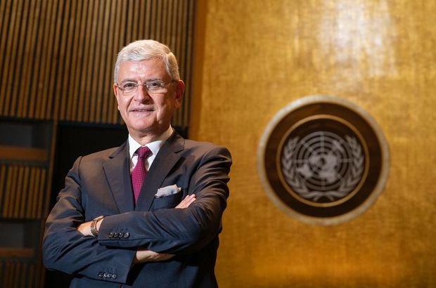 Biden'dan BM Genel Kurulu Başkanı Bozkır'a mesaj!